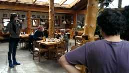 Behind the scenes at Black Forest Restaurant in Nederland, CO